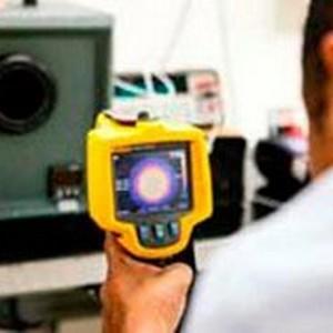 Calibração de termômetro infravermelho sp
